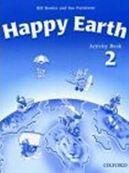 Happy Earth 2 Zeszyt Ćwiczeń + Cd