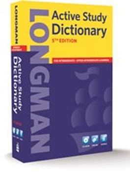 New Edition Longman Active Study Dictionary Plus CD-ROM