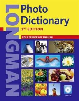 Longman Photo Dictionary 3rd Edition + Audio Cd