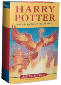 Harry Potter And The Order Of The Phoenix / Rowling J.k.