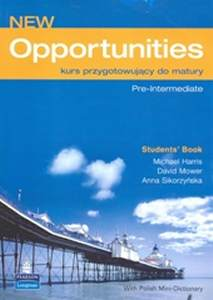 Opportunities New Edition Pre-intermediate Podręcznik