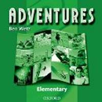 Adventures Elementary Płytka Audio CD