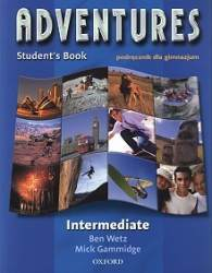 Adventures Intermediate Podręcznik