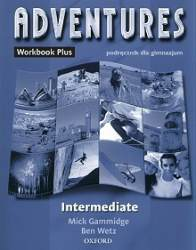 Adventures Intermediate Zeszyt Ćwiczeń Plus