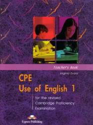 Cpe Use Of English Revised Edition Teachers Book (overprinted)