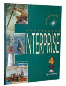 Enterprise 4 Intermediate Podręcznik