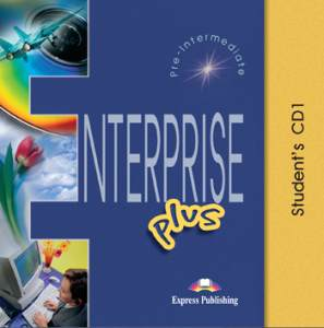 Enterprise Plus Pre-intermediate Płytka Audio CD Ucznia
