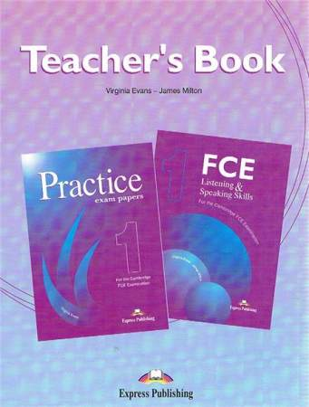 Fce Listening And Speaking Skills 1 Teachers Book