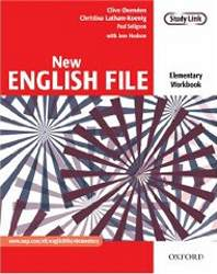 English File Elementary Zeszyt Ćwiczeń + CD-ROM