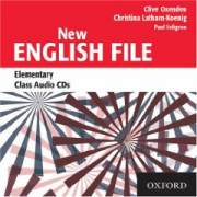 English File Elementary Płytka Audio CD(3)