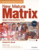 Matrix New Upper-intermediate Plus Płytka Audio Cd