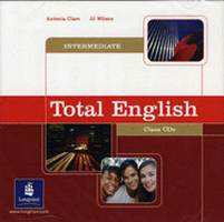 Total English Intermediate Płytka Audio CD (2)