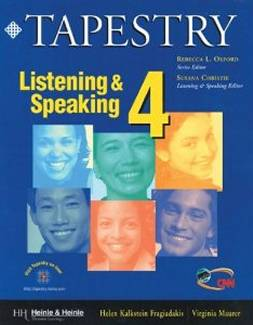 Tapestry Listening and Speaking 4