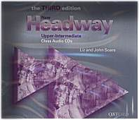 Headway Upper-Intermediate Third Edition Płytka CD Audio Klasowa(2)