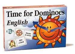 Eli Time For Dominoes English