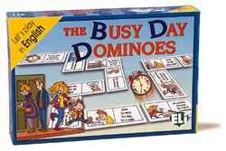 ELI THE BUSY DAY DOMINOES ENGLISH