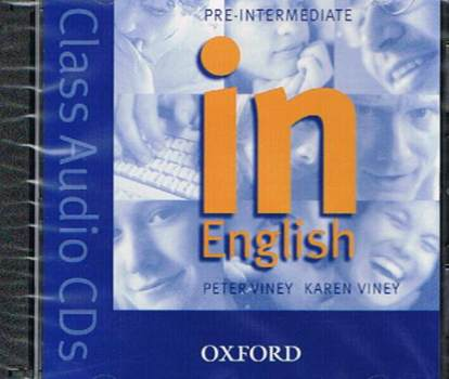 In English Pre-intermediate Płytka Audio Cd Klasowa(2)