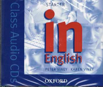 In English Starter Płytka Cd Audio Klasowa