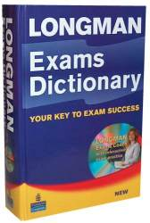 Longman Exams Dictionary Twarda Oprawa + Cd-rom