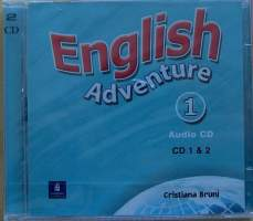 English Adventure 1 Płytka Cd Audio(2)