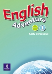 English Adventure Starter-1 Flashcards