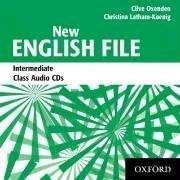 English File Intermediate New Płytka Audio CD(3)