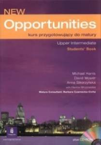 Opportunities New Edition Upper-intermediate Podręcznik