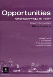 Opportunities New Edition Upper-intermediate Zeszyt Ćwiczeń