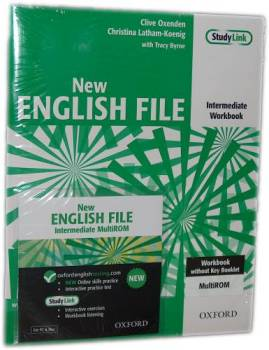 English File Intermediate New Zeszyt Ćwiczeń + CD-ROM