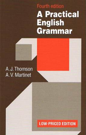 A Practical English Grammar Low-priced Edition