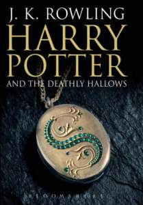 Harry Potter And The Deathly Hallows (adult) / Rowling J.k.