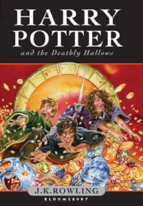 Harry Potter And The Deathly Hallows (child) / Rowling J.k.