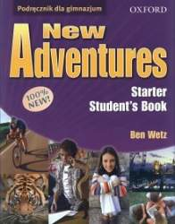 New Adventures Starter Audio Cd