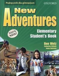 New Adventures Elementary Audio Cd