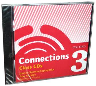 Connections 3 Płytka Audio CD