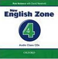 New English Zone 4 Płytka Audio CD