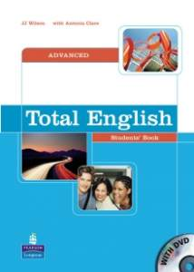 Total English Advanced Podręcznik + Dvd