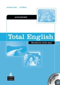 Total English Advanced Zeszyt Ćwiczeń z Kluczem + CD-ROM