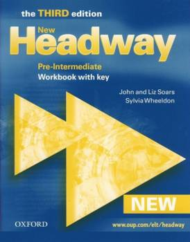 Headway Pre-Intermediate Third Edition Zeszyt Ćwiczeń z Odp.