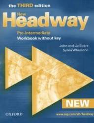 Headway Pre-Intermediate Third Edition Zeszyt Ćwiczeń