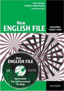 English File Intermediate New Książka Nauczyciela + CD-ROM