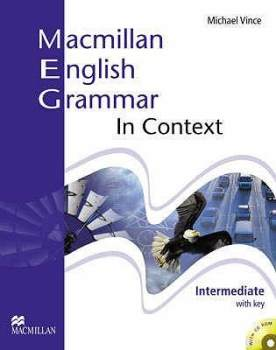 Macmillan English Grammar In Context - Intermediate z Kluczem