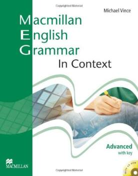 Macmillan English Grammar In Context - Advanced z Kluczem