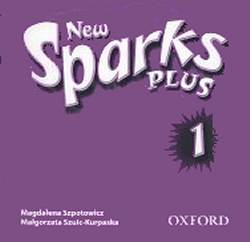 Sparks New Plus 1 Płytka Audio CD
