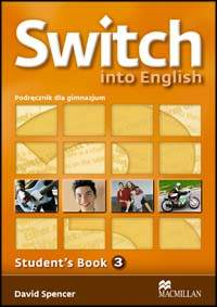 Switch Into English 3 Podręcznik