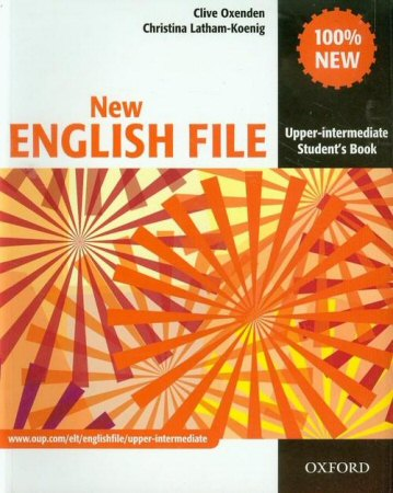 ENGLISH FILE NEW UPPER-INTERMEDIATE PODRĘCZNIK