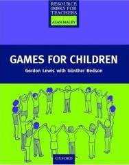 Resource Book For Teachers: Games For Children