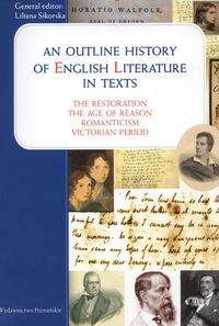 An Outline History Of English Literature In Texts Tom-2