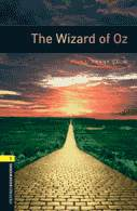 Oxford Bookworms Library 1 Wizard Of Oz + Audio Cd (3rd Ed.)