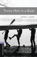 Oxford Bookworms Library 4 Three Men In A Boat + Audio Cd (3rd Ed.)